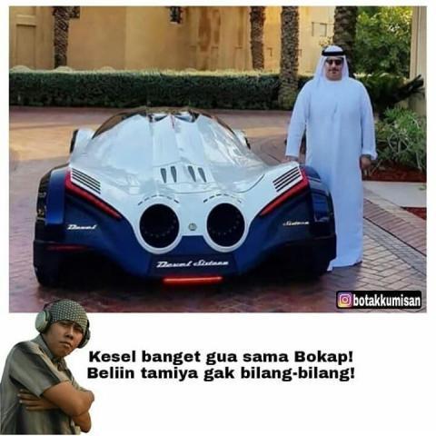 Sultan Mah Bebas! 6 Postingan Amin Richman Ini Kocak Abis (5)