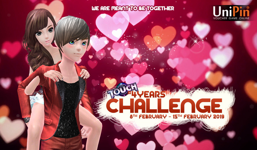 [Event] 4 Years Challenge with Touch and UniPin