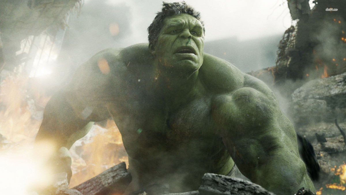 Inikah Penampilan Perdana Professor Hulk di Avengers: Endgame?