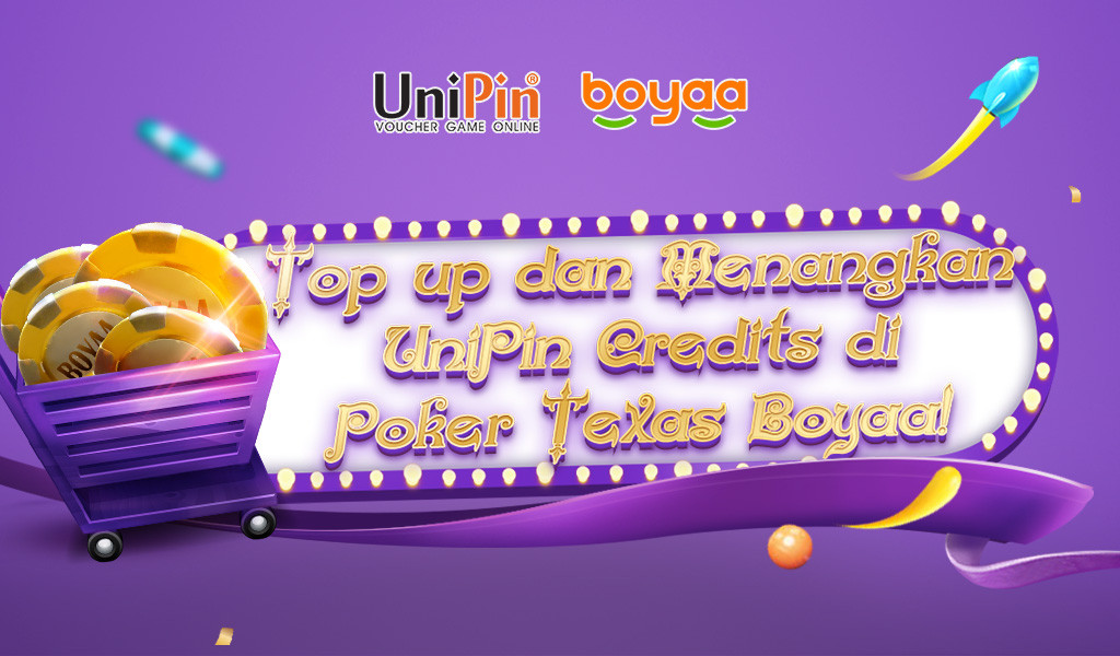 [Event] Get 5 - 20% Bonus Chips and UniPin Credits