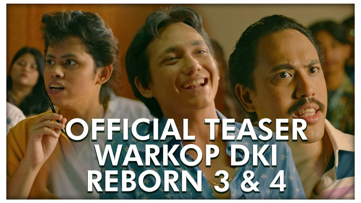 Kenapa Film Warkop DKI Reborn 3 & 4 Ganti Pemain Lagi? Ini Alasannya!