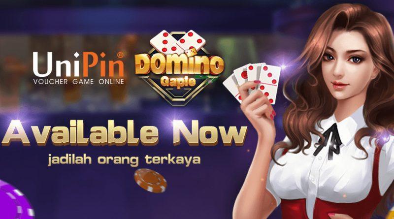 Yuk Top Up Game Domino Gaple Mu Di UniPin!