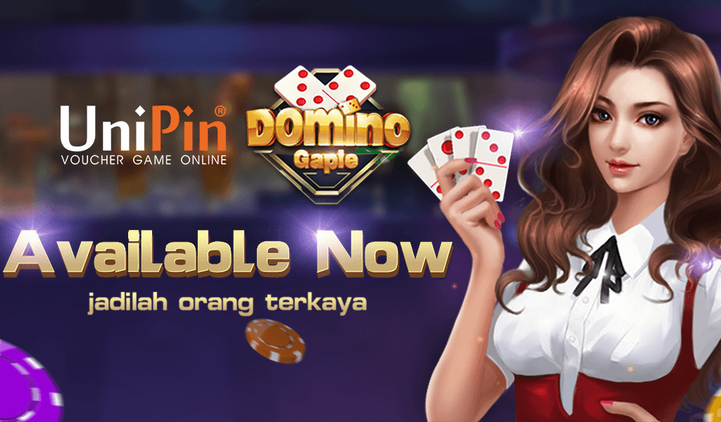 Yuk Top Up Game Domino Gaple Mu Di Unipin