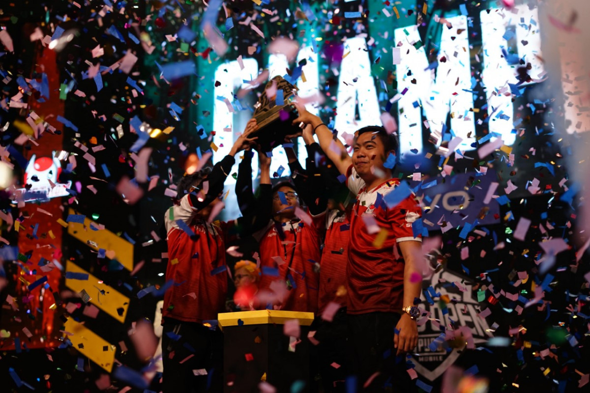 Bigetron Esports Sabet Piala di PUBG Mobile Club Open 2019 Qualifier Finals Indonesia!