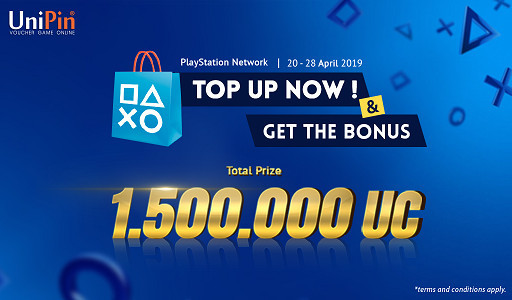 [Promo] Top Up Now And Get The Bonus!