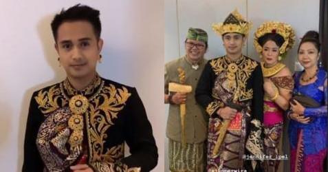 Tak Disangka, Anak Tiri Ajun Perwira Rupanya Artis Tenar Indonesia