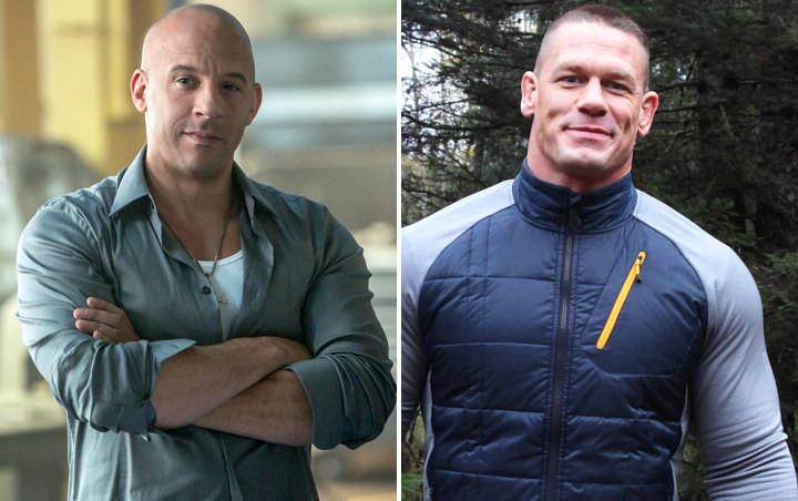 Vin Diesel Umumkan John Cena Ikut Gabung 'Fast and Furious 9'