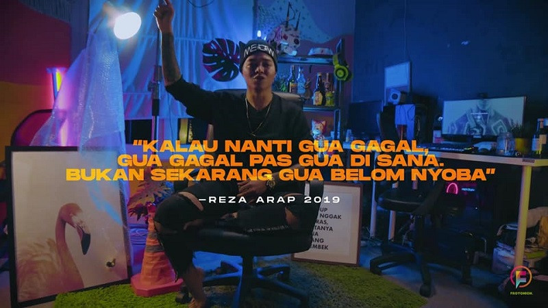 Reza Arap Cetus Proyek Baru, Fokus Esports Daerah!