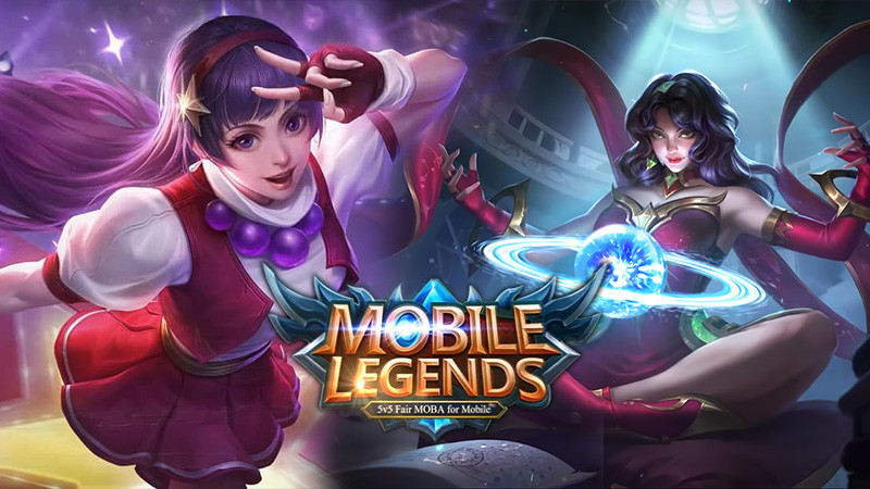Duo Mimpi Buruk Ranked Match, Esmeralda dan Guinevere
