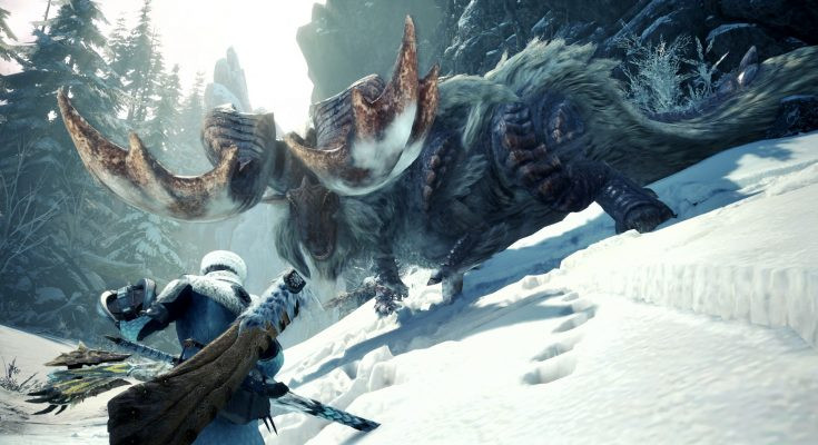 "Monster Hunter: World Segera Miliki Ekspansi ""Iceborne"""