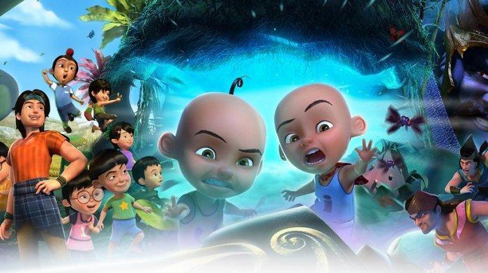 Cerita Bawang Merah Bawang Putih Ada di Film Upin Ipin, Tapi Ada Bedanya dengan Versi Malaysia