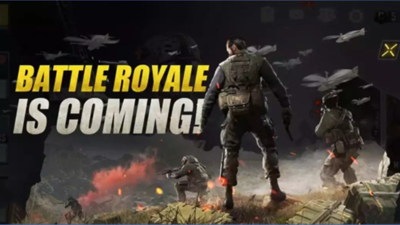 Battle Royale di COD Mobile, Ancaman Bagi PUBGM!