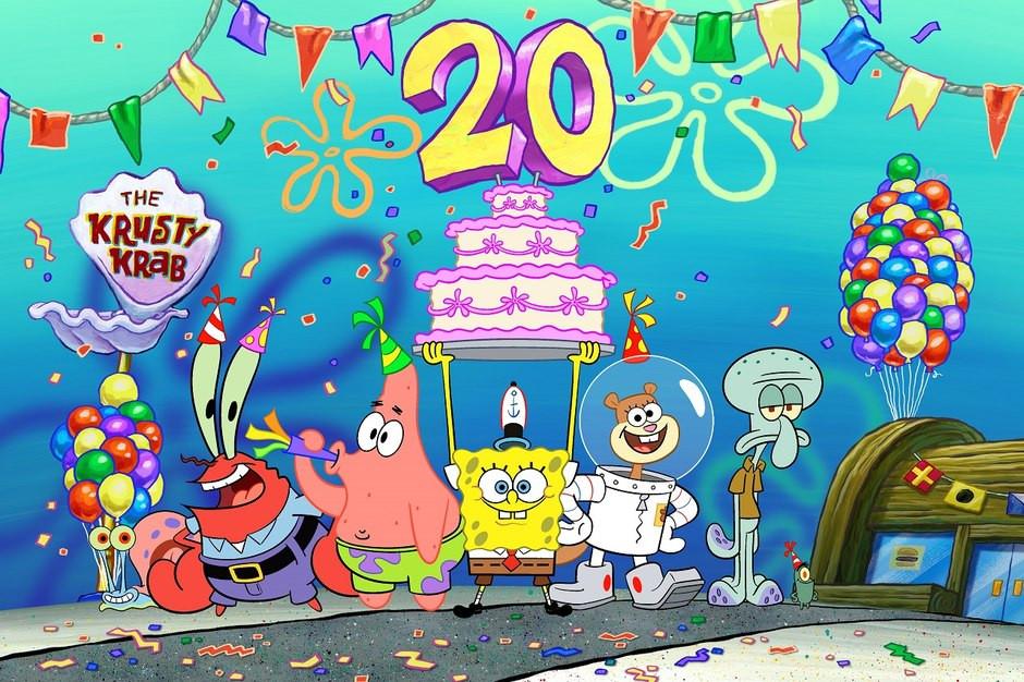 Begini Penampilan Perdana Episode Live Action Spongebob!