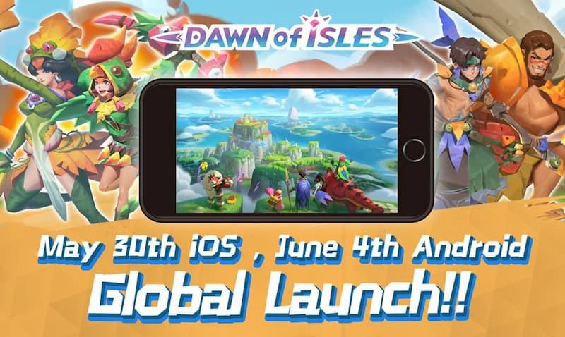 NetEase Hadirkan MMORPG Baru, Dawn of Isles Akan Rilis Global!