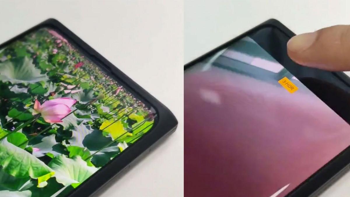 OPPO Unjuk Gigi Prototipe Kamera di Dalam Layar