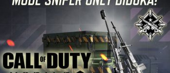 Mode Baru, Ini Dia Tips dan Trik Mode Sniper Only Call of Duty Mobile!