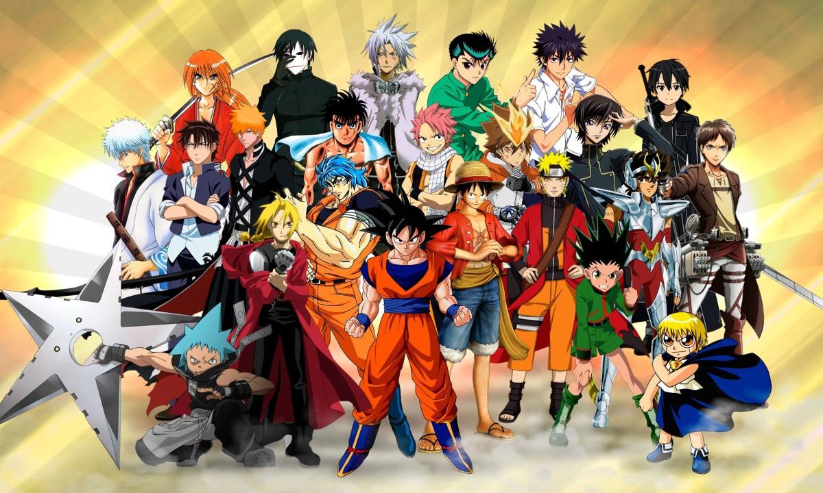 12 Nama Karakter Anime Paling Keren yang Pernah Ada! Siapa Saja?
