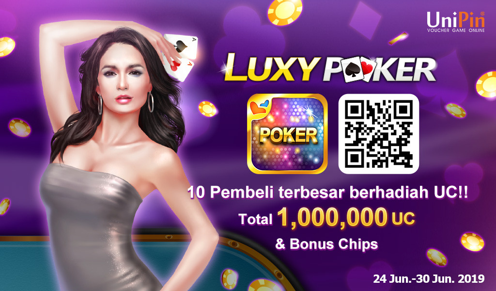 Bonus UC total 1.000.000 and Bonus Chips