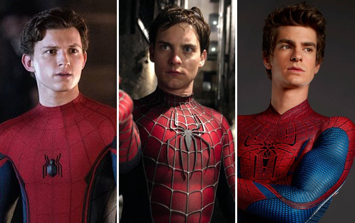 Tom Holland Ingin Bintangi Film Spider-Man Bareng Tobey Maguire dan Andrew Garfield