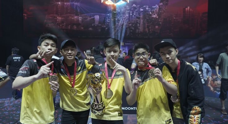 ONIC Esports Rebut Gelar Juara Mobile Legends Bang Bang South East Asia Cup 2019