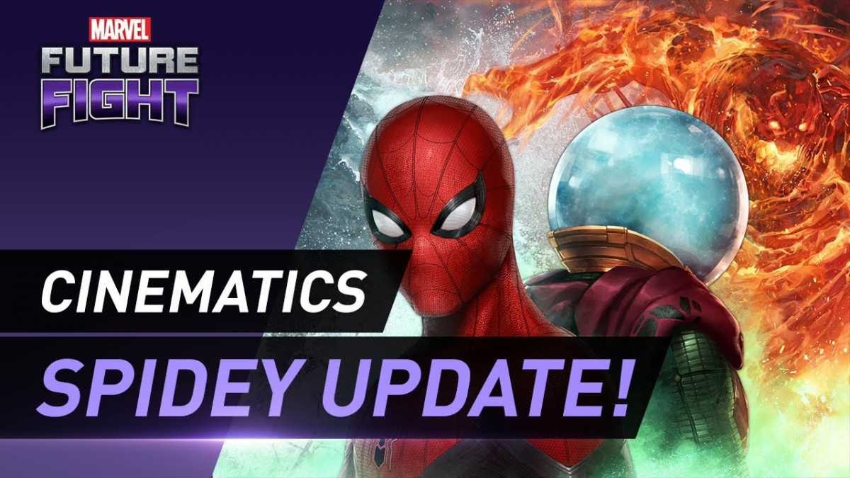 Marvel Future Fight Hadirkan Update Spider-Man: Far From Home!