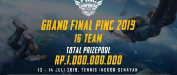 Catat Tanggalnya, Babak Grand Final PINC 2019 Akan Digelar Minggu Depan!