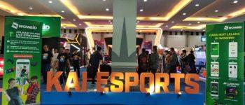 Ribuan Penonton Ramaikan Ajang KAI Esports Exhibition Goes To Jogja!