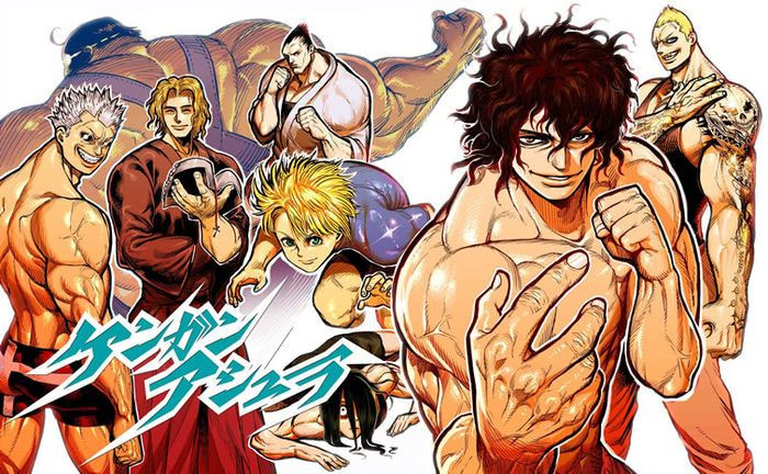 Kengan-Ashura-adaptation-anime