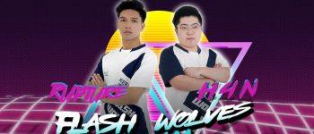 Flash Wolves Indonesia Resmi Umumkan Dua Pemain Terbaru!