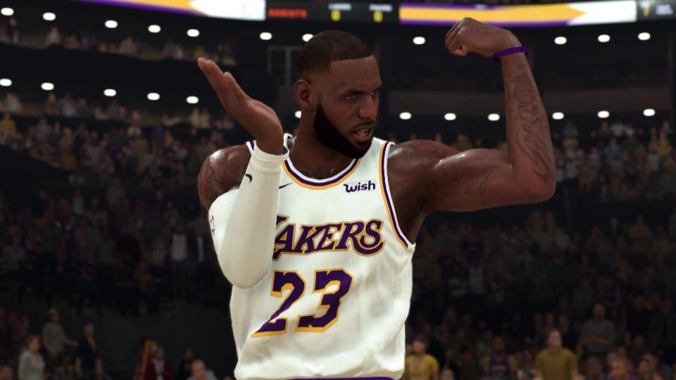 Review NBA 2K20 Indonesia