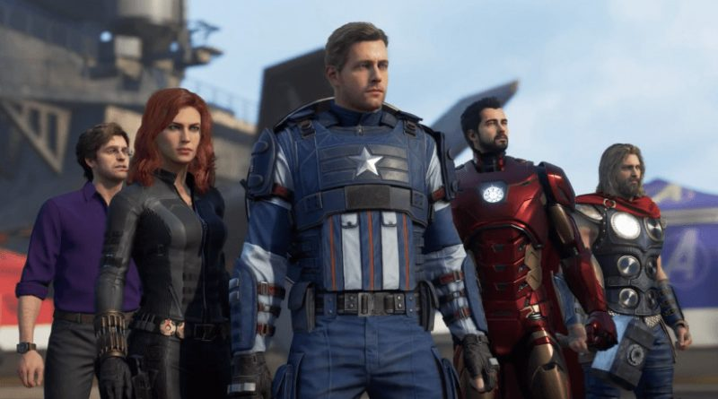 Captain America Dapat Kostum Secret Empire di Game Marvel's Avengers!