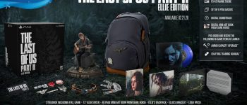 Game The Last of Us Part II: Ellie Edition Tawarkan Item yang Mengguncang Iman!