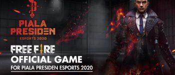 Garena Free Fire Akan Dipertandingkan di Piala Presiden Esports 2020!