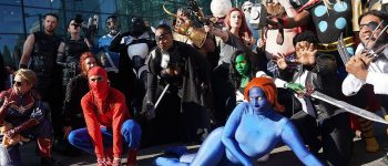 New York Comic Con 2019 Dimeriahkan Oleh Ratusan Cosplayer Keren!