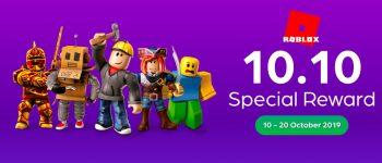 Ada Bonus Total 1.000.000 UniPin Credits dengan Top up Roblox di UniPin!