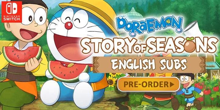 Mau Main Doraemon : Story of The Seasons? Ini Spesifikasi PC nya!