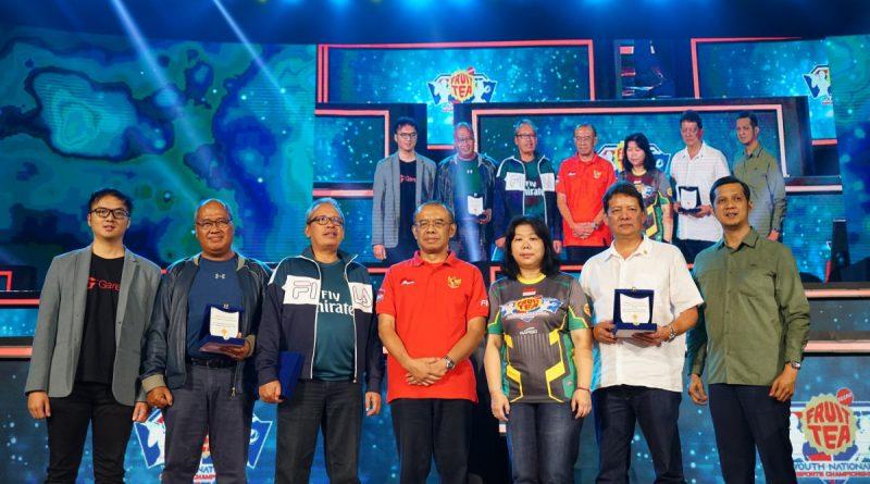 Tim Esports Perwakilan Sekolah Raih Juara 1 Pada Turnamen Fruit Tea YNEC 2019