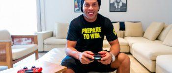 Wow Ronaldinho Akan Bentuk Tim Esport! Mau Bergabung?