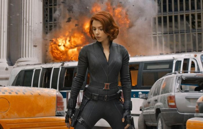 Black Widow Film Terakhir Scarlett Johansson