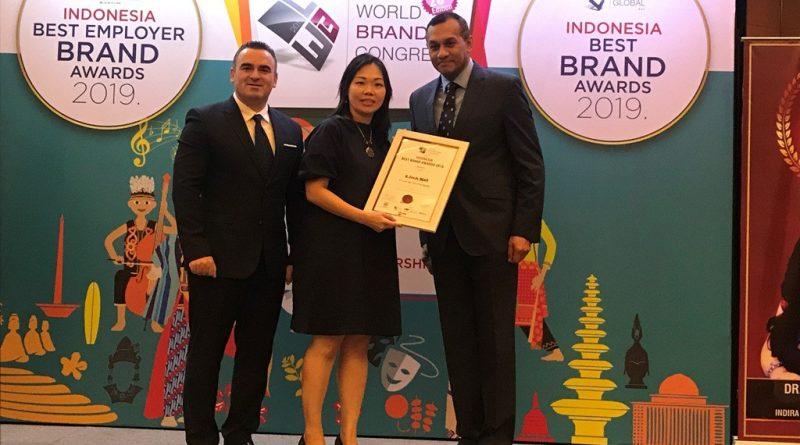 First Media Kembali Raih Indonesia Best Brand Awards 2019