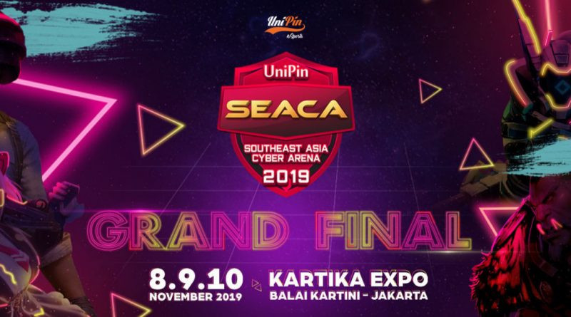 Mencari Bibit Unggul di Indonesia Adalah Tujuan Turnamen UniPin SEACA 2019!