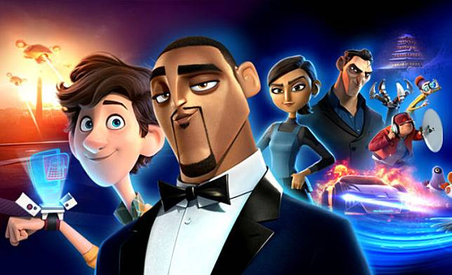 Game Spies in Disguise : Agents on The Run Resmi Dirilis!