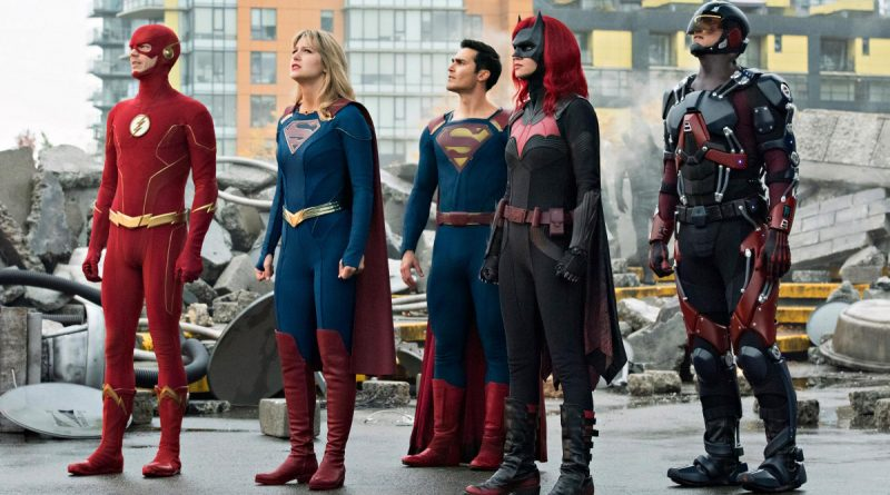 Bersatu Melawan Monitor, CW Rilis Trailer Crisis On Infinite Earths!