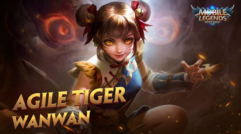 Yuk Kenalan Sama Wanwan, Marksman Lincah Mobile Legends!