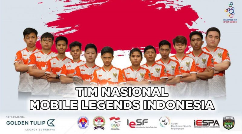 Mampukah Kombinasi Timnas Mobile Legends Sabet Emas di Sea Games 2019?