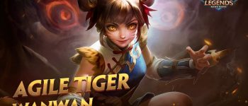 Begini Build Wanwan Mobile Legends versi Jess no Limit!
