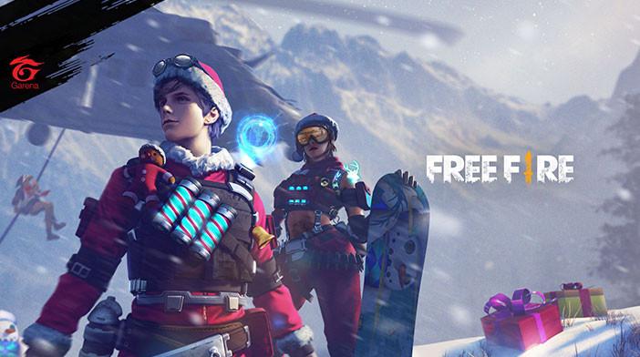 Uniknya 3 Mode Baru di Free Fire Winterland! Mana Favorit Kamu?