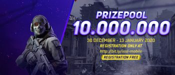 Ayo Ikuti INDOESPORTS League Mobile x Game.ly Call Of Duty Mobile!