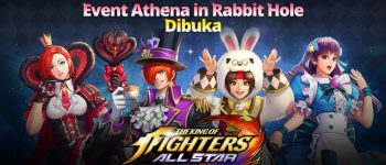 Game The King of Fighters Allstar Hadirkan Update Alice In Wonderland