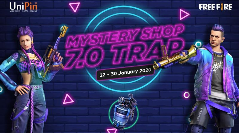 [Promo] Mystery Shop 7.0 from Free Fire